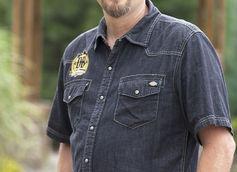 Devils Backbone brewmaster Jason Oliver