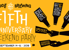 Diebolt Brewing Co. Announces 5th Anniversary Celebration