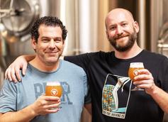 Duck Foot Brewing Co. Chief Fermentation Officer Brett Goldstock and Head Brewer Austin Copeland Talk Secret Spot