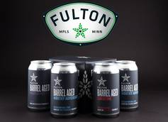 Fulton Brewing Announces Mixed 4-Pack of Barrel-Aged Beers
