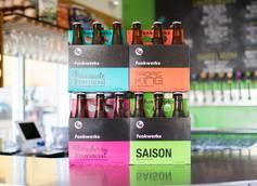 Funkwerks Debuts Year-Round Beers in Six-Packs