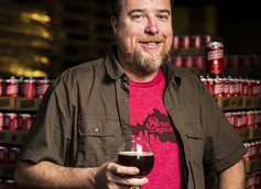 Goodwood Brewing Co. COO & Brewmaster Joel Halbleib Talks Spruce Tip IPA