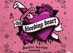 Grimm Brothers Brewhouse The Bleeding Heart Returns for 2019