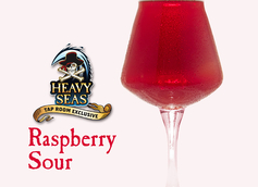 Heavy Seas Announces Draft-Only Raspberry Sour