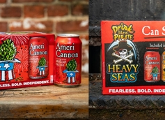 Heavy Seas Beer Unveils AmeriCannon in Six-Packs