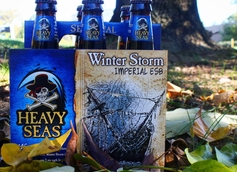 Heavy Seas Beer Welcomes Seasonal Return of Winter Storm Imperial ESB