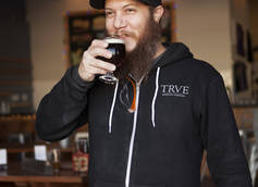 Brannon Radicke, head brewer at Independence Brewing Co.