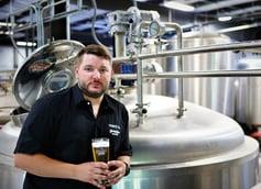 Jersey Girl Brewing Co. Head Brewer Vince DesRosiers Talks MO PILS