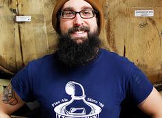Listermann Brewing Co. Head Brewer Jared Lewinski Talks Chickow!