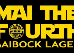 Mai the Fourth Maibock Lager Returns from Wit's End Brewing Co.