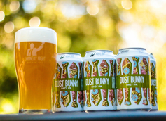Monday Night Brewing's Dust Bunny IPA Returns