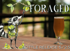 Monday Night To Release Foraged, a Barrel-Aged Wild Ale