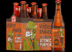 New Belgium Brewing Co. Debuts Voodoo Ranger Atomic Pumpkin