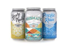 Ninkasi Debuts First Canned Beers Ever