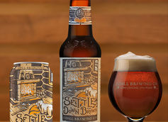 Settle Down Brown IPA by Odell Brewing Co.