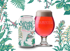Odell Brewing Co. Announces Sippin' Pretty Fruited Sour