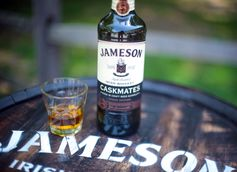 Jameson's Caskmates Whiskey Aged in Stout Barrels
