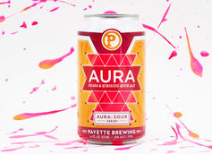 Payette Brewing Aura Guava and Hibiscus Sour Ale Year-Round