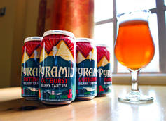Pyramid Brewing Co. Debuts Outburst Berry Tart IPA