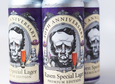 RavenBeer Celebrates 20th Anniversary With Limited Release Brew
