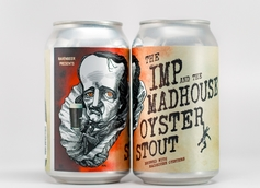 RavenBeer Unveils The Imp and The Madhouse Oyster Stout