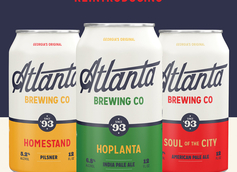 Red Brick Brewing Co. Rebrands Itself Atlanta Brewing Co.