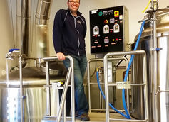 Reuben's Brews Co-Founder & Brewmaster Adam Robbings Talks Crikey IPA