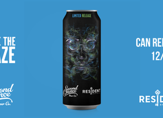Second Chance Beer Co. Collaborates with Resident Brewing Co. on Face the Haze