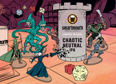Smartmouth Brewing Celebrates Chaotic Neutral IPA Release
