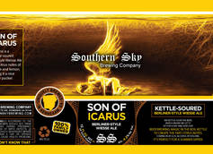 Southern Sky Brewing Announces Son of Icarus Sour