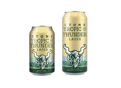 Stone Brewing Co. Announces First-Ever Canned Lager