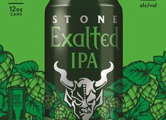Stone Exalted IPA Debut