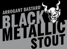 Stone Brewing Debuts Newest Arrogant Bastard Beer, Black Metallic Stout
