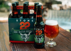 Stone Brewing Rolls Out Anti-Matter Double IPA for its 22nd Anniversary