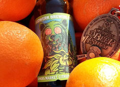 Sudwerk Farmers Market Citrus Gose Beer