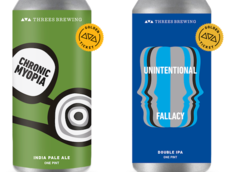 Threes Brewing Announces Two IPA Releases