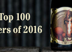 Top 100 Beers of 2016
