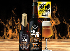 Unibroue's Blonde de l'Enfer Named World's Best Pale Beer at World Beer Awards