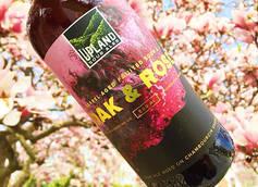 Upland Brewing Debuts Oak & Rosé Sour