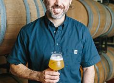Upland Brewing President Pete Batule Talks Oak & Rosé