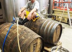 Urban Artifact Chief of Brewing Operations Bret Kollman Baker Talks Chariot