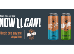 Utepils Brewing Debuts Canned Beer