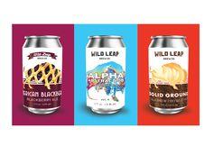 Wild Leap Brew Co. Debuts Three Seasonal Releases