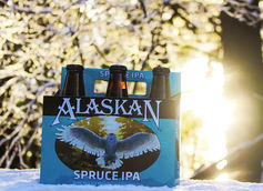 Alaskan Brewing Co. Spruce IPA Returns on Seasonal Basis