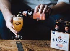 Allagash Brewing Co. Releases Sun Drift Brett Beer with Tea