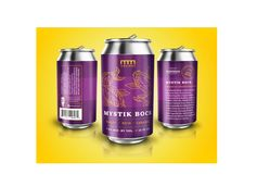 Arches Brewing Debuts Mystik Bock in Cans