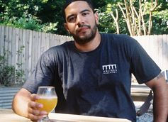 Arches Brewing Head Brewer Justin Ramirez Talks Low Viz IPA