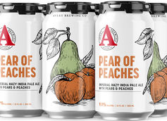 Avery Brewing Co. Debuts Pear of Peaches Imperial IPA