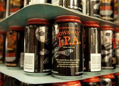 Baxter Brewing Stowaway IPA Reaches 100,000 Barrel Milestone