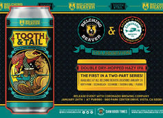 Belching Beaver Releases Three New Beers Including Coronado Collaboration